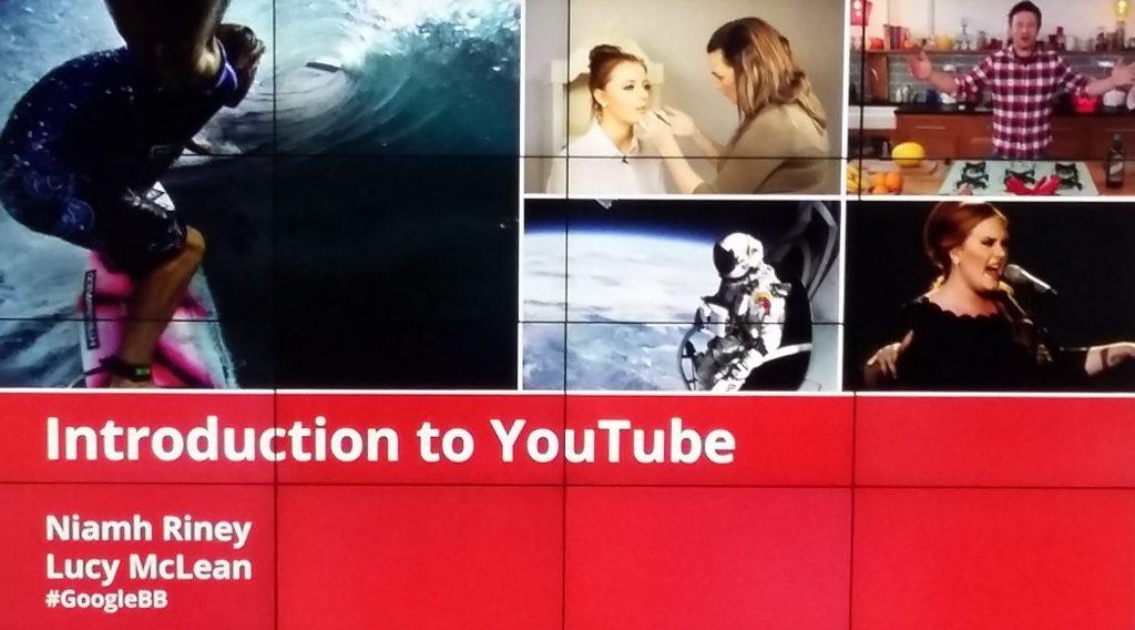 Google Breakfast Briefing YouTube Image