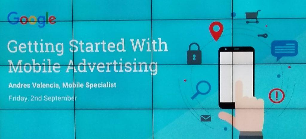 Google Breakfast Mobile Advertising