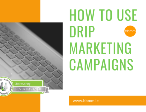 How To Use Drip Marketing Campaigns