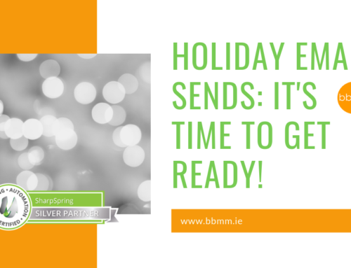 Holiday Email Sends: It's Time to Get Ready!