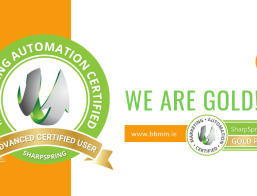 Bbmm Receives Gold Certification In Marketing Automation Software